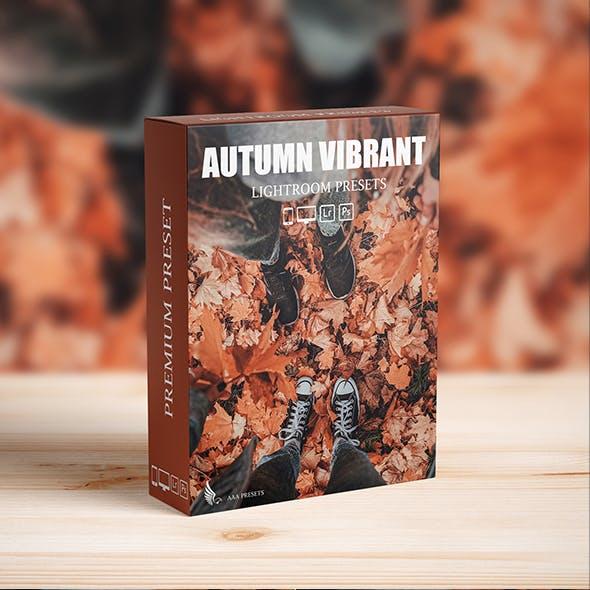 Autumn Fall Lightroom Presets For mobile and desktop