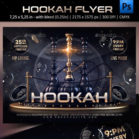 Hookah Flyer