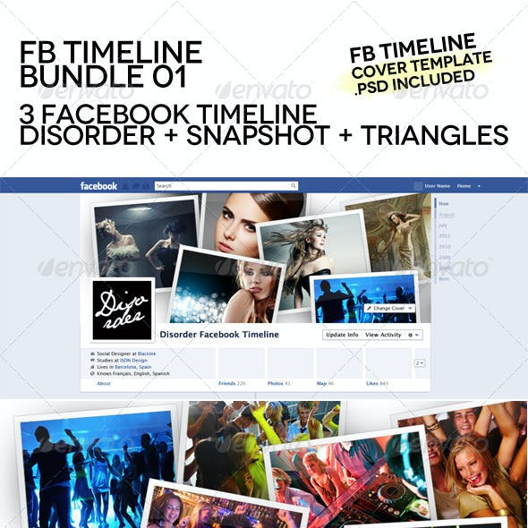 Facebook Timeline Bundle 01