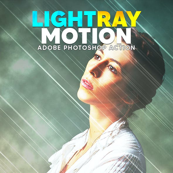 Light Ray Motion Action