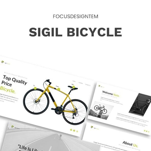 Sigil Bicycle Keynote Template