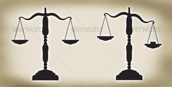 Balance of Justice - VECTOR - Miscellaneous Vectors