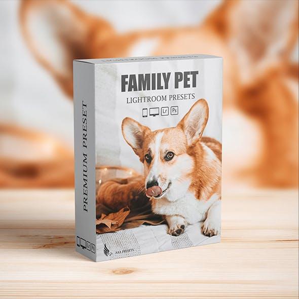 Dog and Pet Lovers Lightroom Presets for Mobile and Desktp