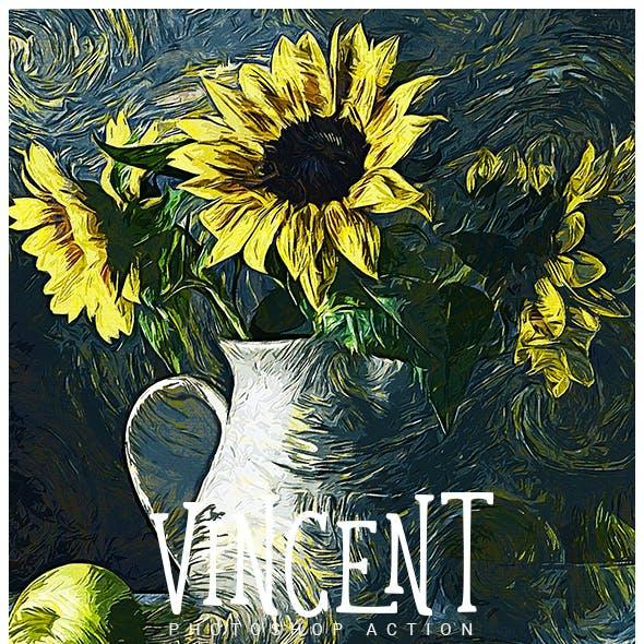 Vincent - Photoshop Action