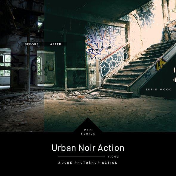 Urban Noir Action - Eerie Mood