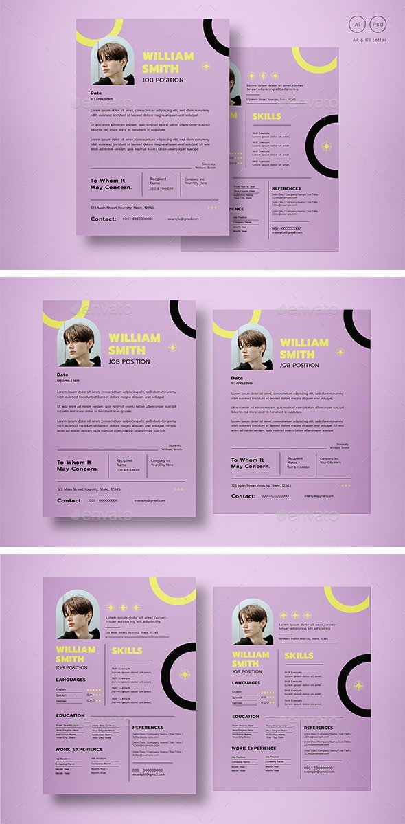 Complete Resume - Resumes Stationery