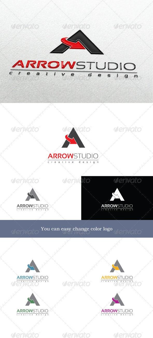 ArrowStudio - Letters Logo Templates
