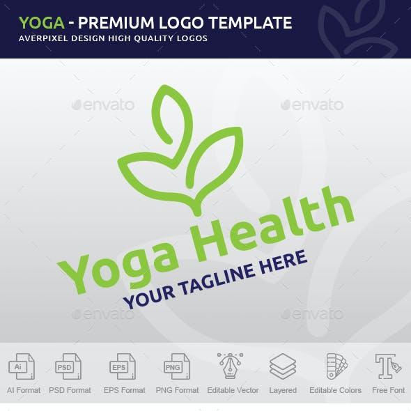 Yoga Health Logo