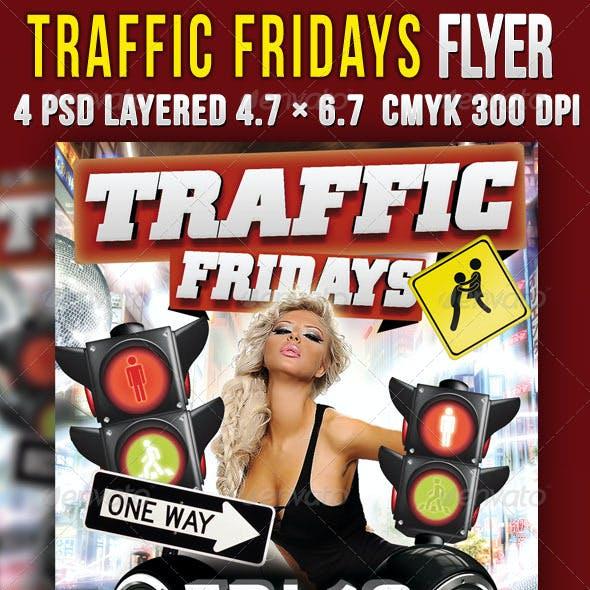 Traffic Fridays