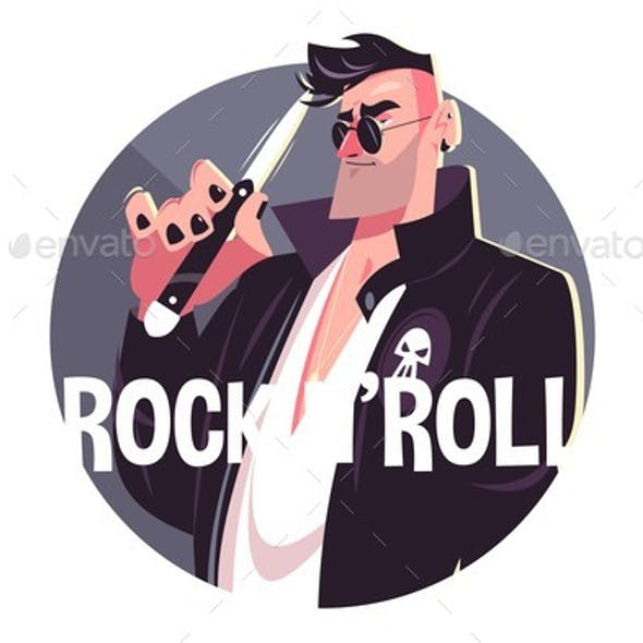 Man and Rock and Roll