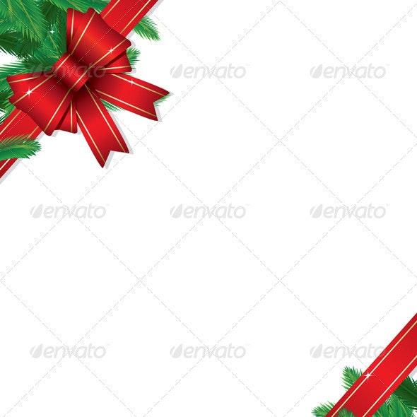 Christmas gift border - Christmas Seasons/Holidays