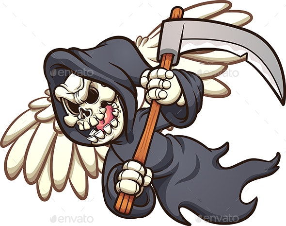 Angel of Death - Halloween Seasons/Holidays
