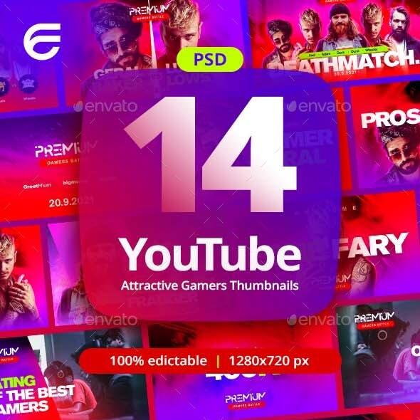 YouTube Thumbnails - v1