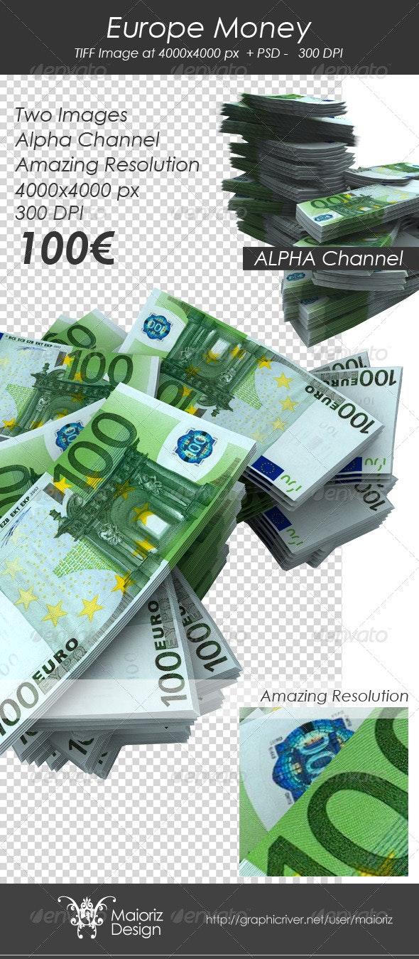 Render Money  - 3D Backgrounds