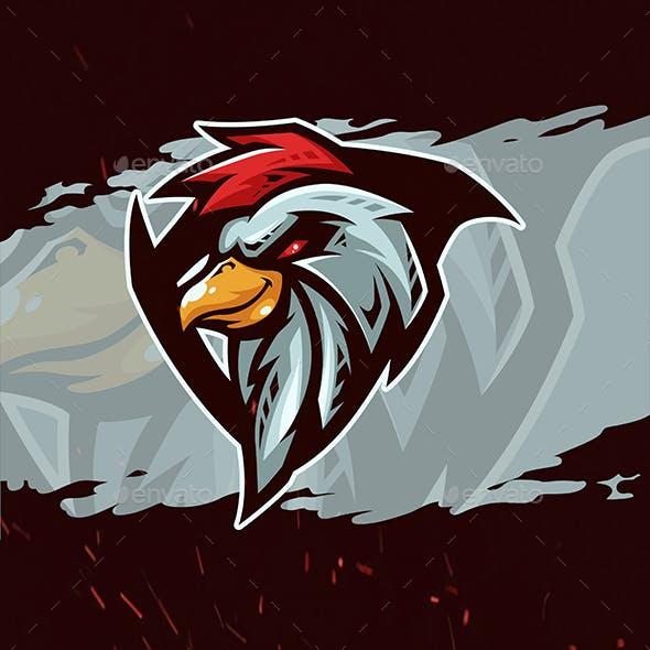 Rooster Esport Mascot