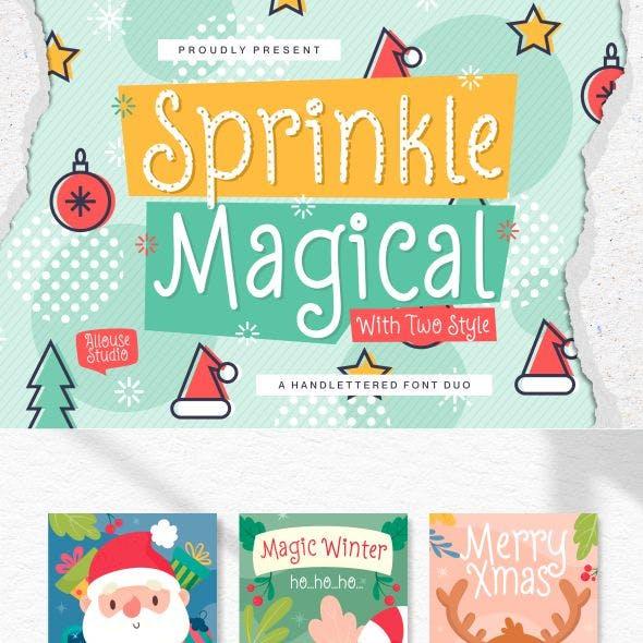 Sprinkle Magical