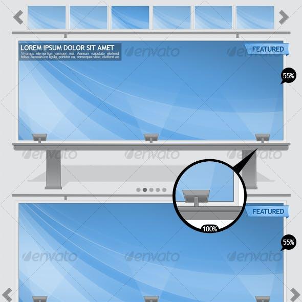 7 Content Sliders Power Set