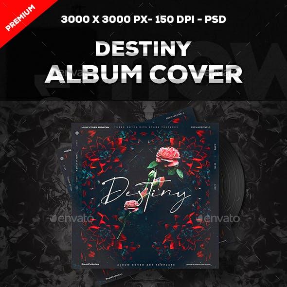 Destiny Album Cover Art