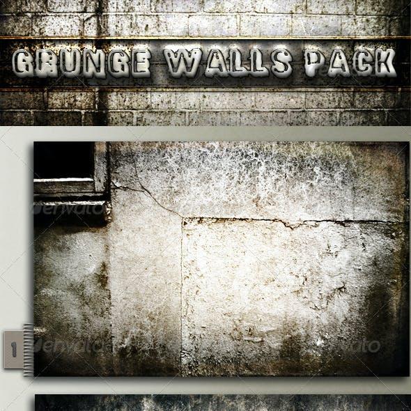 Grunge Walls Pack