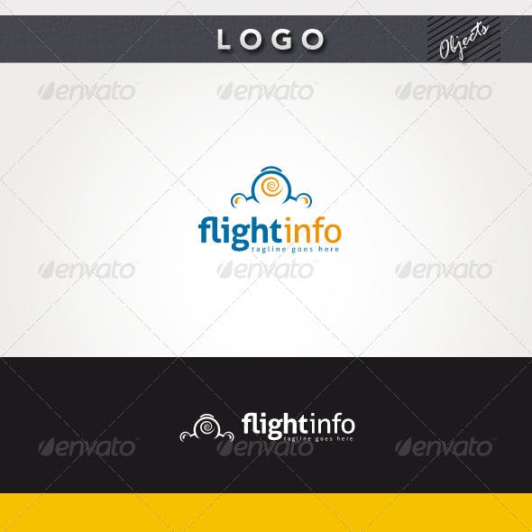 Flight Info Logo