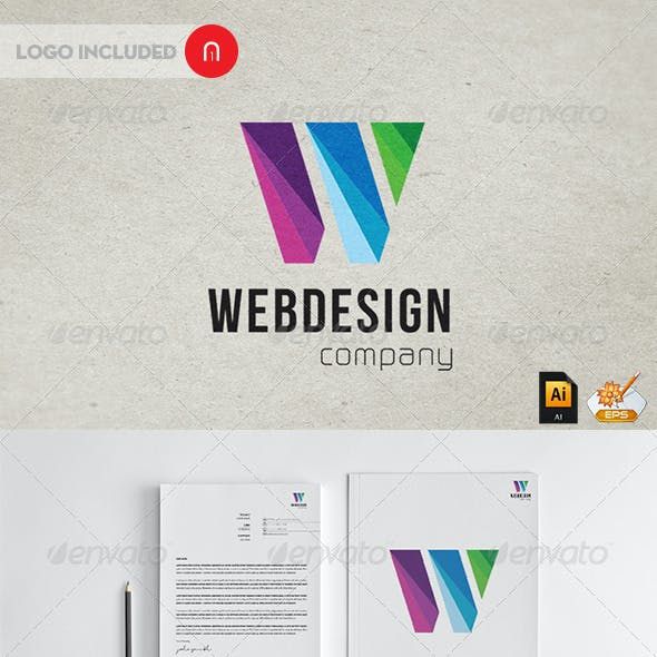 Wen Design - Modern Stationary + Invoice