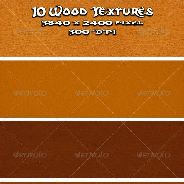 Wood Textures Vol.1