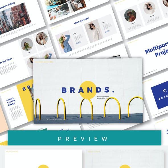 Brands Minimal Keynote