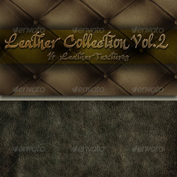 Leather Collection Vol.2