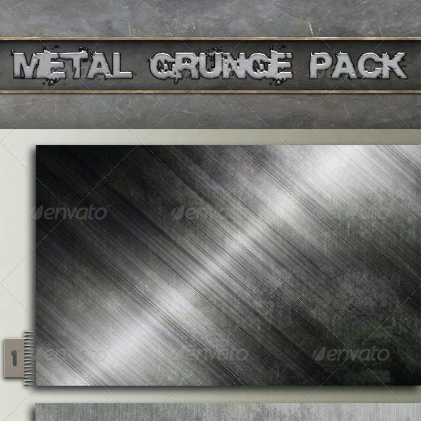 Metal Grunge Pack