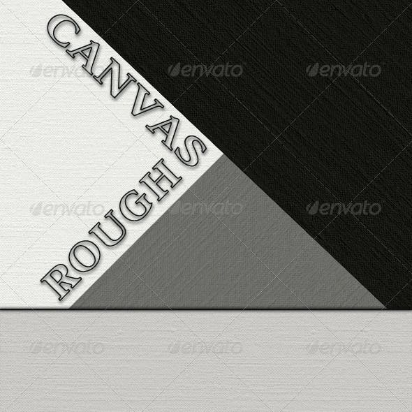 Rough Canvas Textures