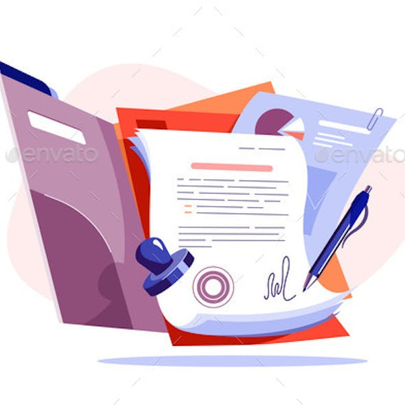 Paper for New Business Contract