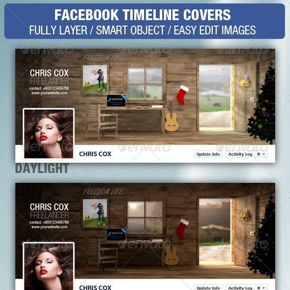 Facebook Timeline Cover - Freelancer