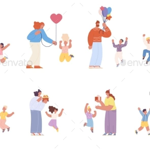Parents Congratulations Kids