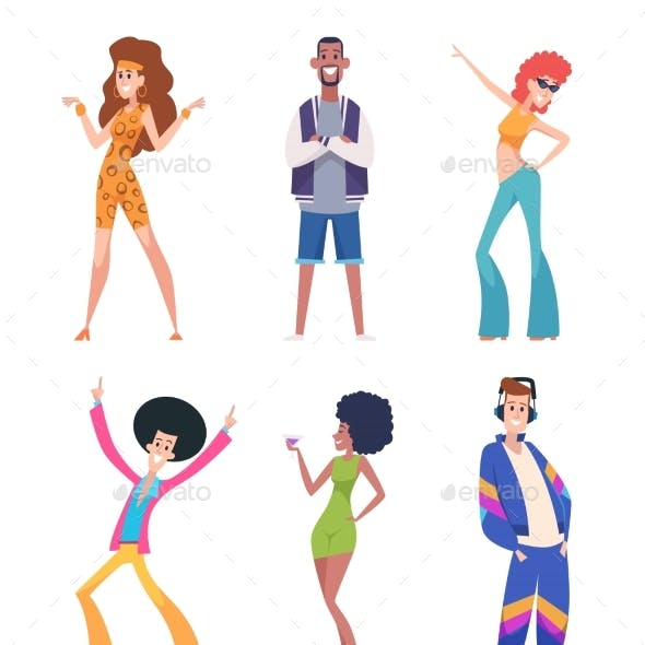 80s People