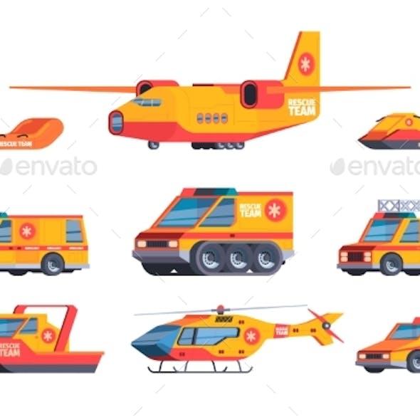 Rescue Cars