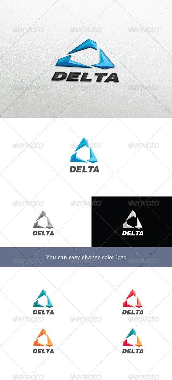 Delta - Objects Logo Templates