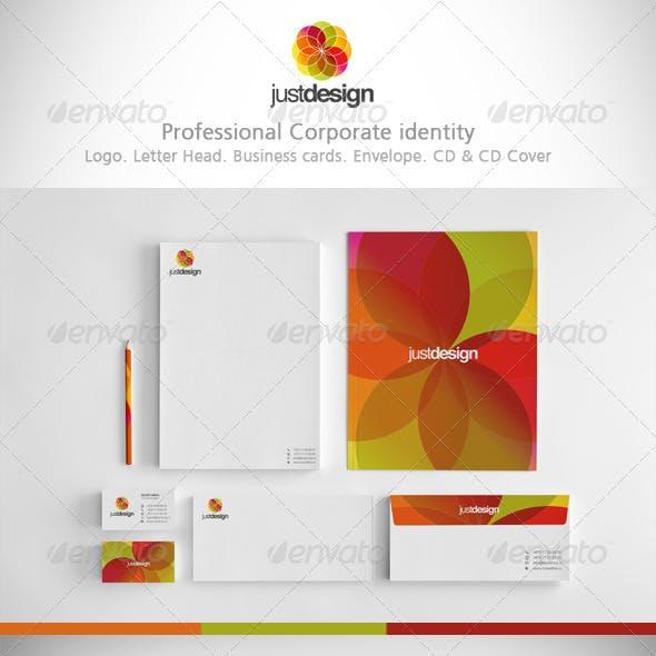 Justdesign Corporate Identity