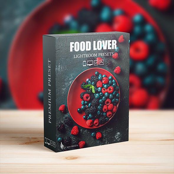 Food Presets For Lightroom Mobile and Desktop