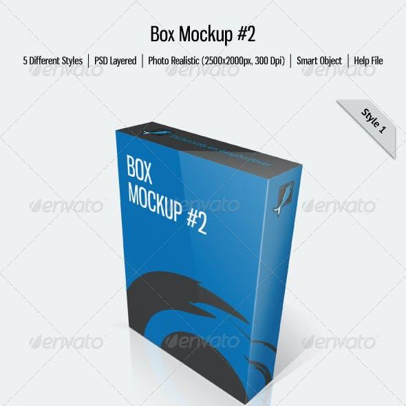 Box Mockup #2
