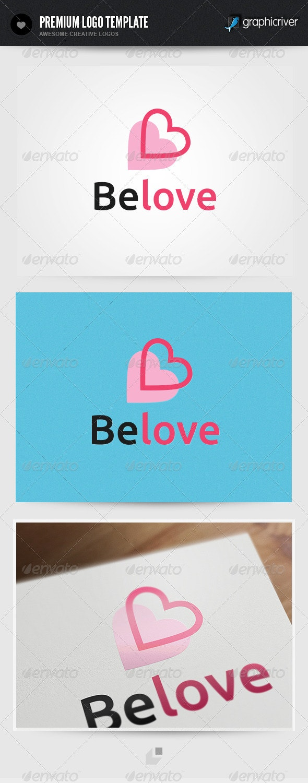 Belove Logo - Humans Logo Templates