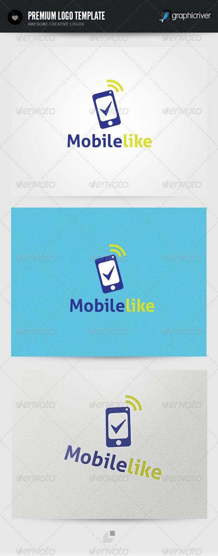 Mobilelike Logo - Objects Logo Templates