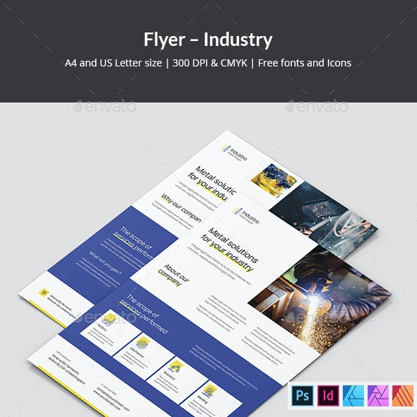 Flyer – Industry