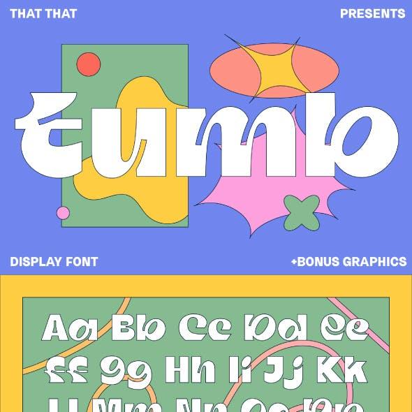 Tumb Quirky Ink Trap Display