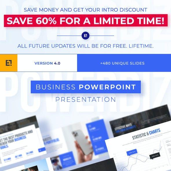 Corporate Business Powerpoint Presentation