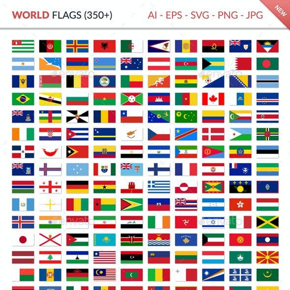 World Flags v2