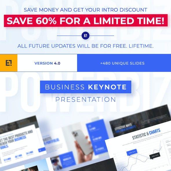 Corporate Business Keynote Presentation