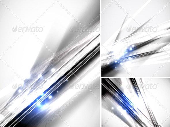 Shiny Lines Background - Backgrounds Decorative