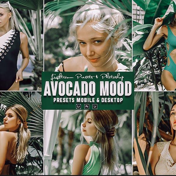 Avocado Photoshop Action & Lightrom Presets