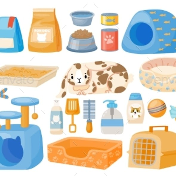 Care Tools and Accessory for Domestic Animals