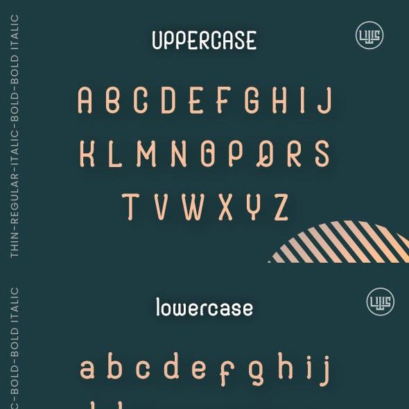 Lordigart Font